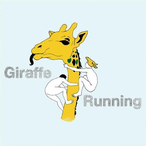 Giraffe Running (Running Giraffe)