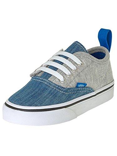 Blue Lace Toddlers Vans V Authentic White true Imperial qwpFOgA