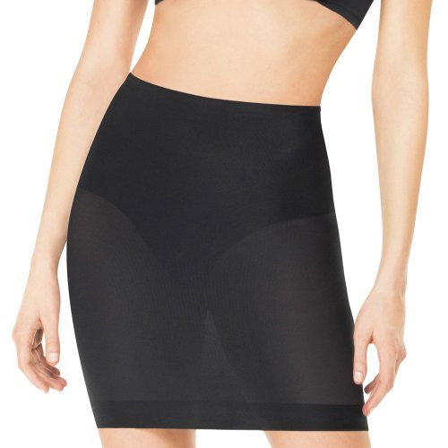 UPC 843953144397, Assets Red Hot by Spanx Featherweight Firmers Half Slip (1600) S/Black