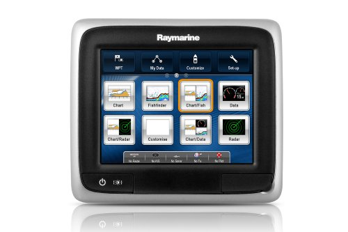 Raymarine a67 Multifunction Sonar Display,