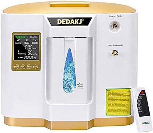 Generador de oxígeno portátil, concentrador de oxígeno pantalla de ...