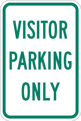 SmartSign Parking Legend Visitor Green