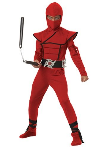California Costumes Stealth Ninja Child Costume