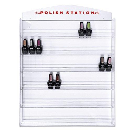 Beauticom Professional Acrylic Display Bottles