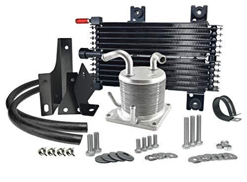 21606-1XF0A CVT Transmission Oil Cooler For Nissan Rogue Juke Sentra w// Gasket