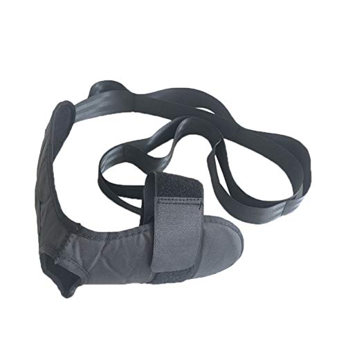 Hankyky Yoga Ligament Stretching Belt,Foot Drop Stroke Hemiplegia Rehabilitation Strap Plantar,Fasciitis Leg Training…