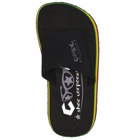 Cool Shoe Rumble Black- Flip Flop Zehentrenner Gr. 41/42 schwarz