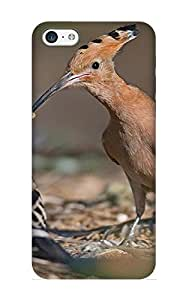 Awesome Design Animal Hoopoe Hard Case Cover For Iphone 5c(gift For Lovers)