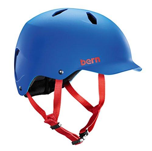 Bern Unlimited Junior Bandito Summer EPS Helmet, Medium/Large, Cobalt Blue Review