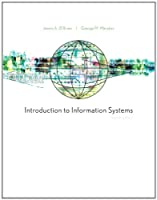 Introduction to Information Systems, 15th Edition Front Cover