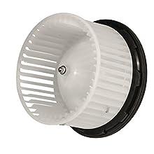 AC Blower Motor with Fan - Replaces 700191, 75748, 89019320, 89019301 - Fits Chevy Silverado, Suburban, Avalanche, GMC Sierra, Yukon, Yukon XL 1500, 2500 - Replacement Heater Motor - Years 2003-2013
