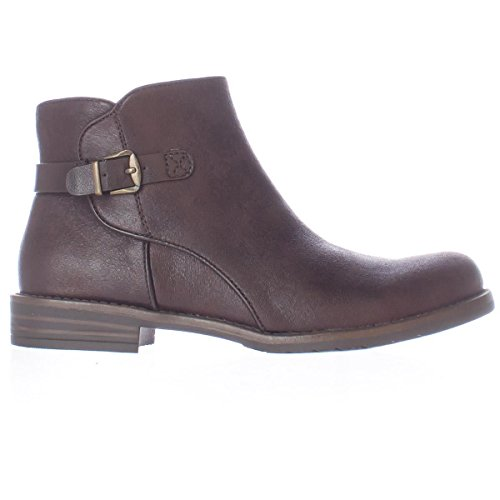 BARE TRAPS Dark Caine Womens Boots, Dark Brown, 11 B(M) US
