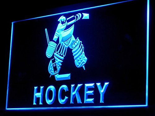C B Signs Sports Ice Hockey LED Sign Neon Light Sign (Ice Led Sign)