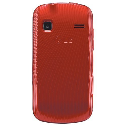 LG Xpression C395 GSM Slider Red (Unlocked)