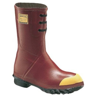 Shearling Insulated Steel Toe Poly Rubber SqkIry