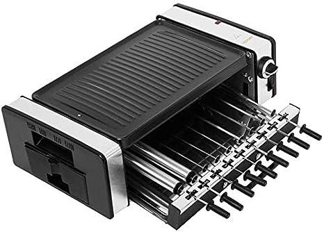 WSJ dainkaolu Horno eléctrico Bandeja pequeña portátil para ...