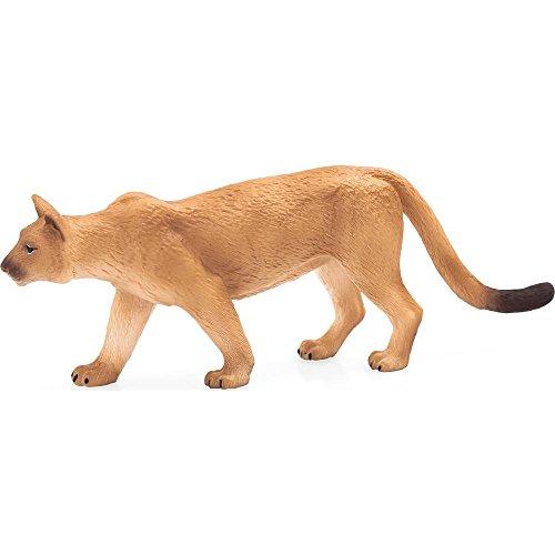 MOJO Fun 387143 Mountain Lion - Realistic Wildlife Animal Toy Replica