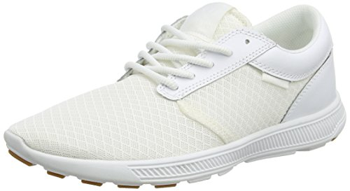 Supra Hammer Run, Sneakers, Unisex Bianco (White - White Wht)