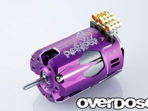 OD Factory Tuned Spec. Brushless Motor Ver.3 6.5T(パープル) #OD2602 B07Q4H392M