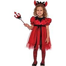 Rubie's Costume Company 510309_S Child's Pretty Devilish Costume, Small, Multicolor