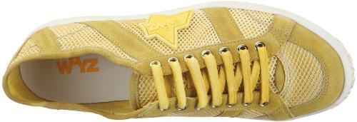 Wyzz Skater Laces 2004726 - Zapatillas de deporte de ante para hombre Marrón (Braun (TORTORA-SABBIA))