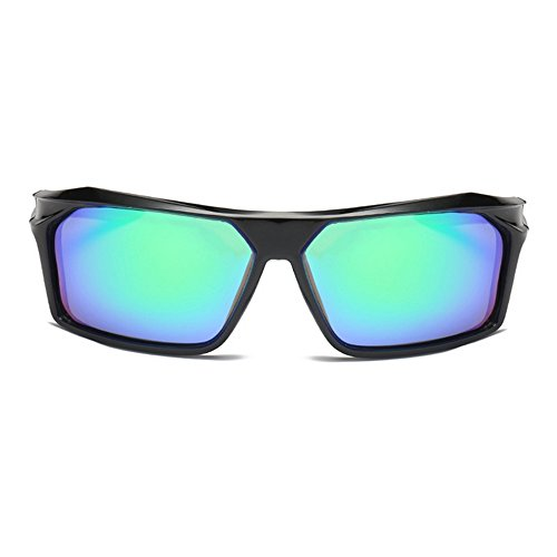 Soleil Sports en Lunettes Bleu Air Polarisées Soleil Soleil De De Plein Protectrices Green LBY Lunettes de Lunettes Homme Soleil De Lunettes UV pour Couleur wtFS5qdw8