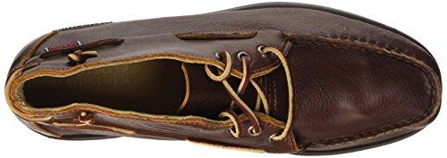 Sebago Campsides 360 Mid Herren Desert Boots Cognac