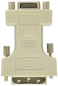 Manhattan 328883 Digital Video Adapter DVI-I Dual Link Male to VGA Female