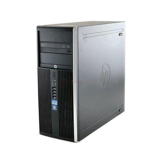 HP 6200 Pro MicroTower - Intel i5-2400 3.1GHz, 4GB DDR3, 500GB Hard Drive, Windows 10 Professional 64-Bit, WiFi, Display Port (Certified Refurbished) by HP