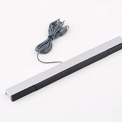 Wired Remote Infrared Ray Ir Inductor Motion Sensor Bar For Nintendo Wii Infrared Signal From The Wii Console Easy Convenience To Use Brand - Rx-1-36
