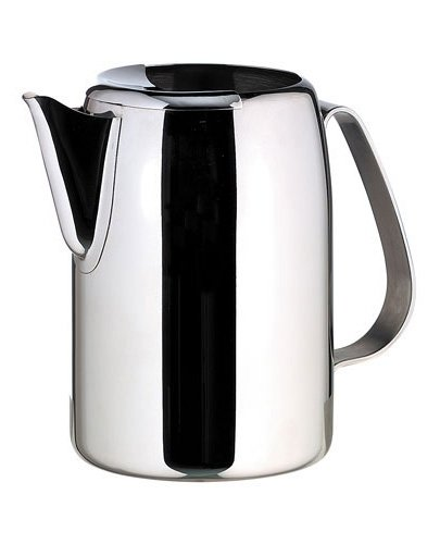 American Metalcraft SSWP70 Stainless Steel Esteem Water Pitcher with Ice Guard, ()