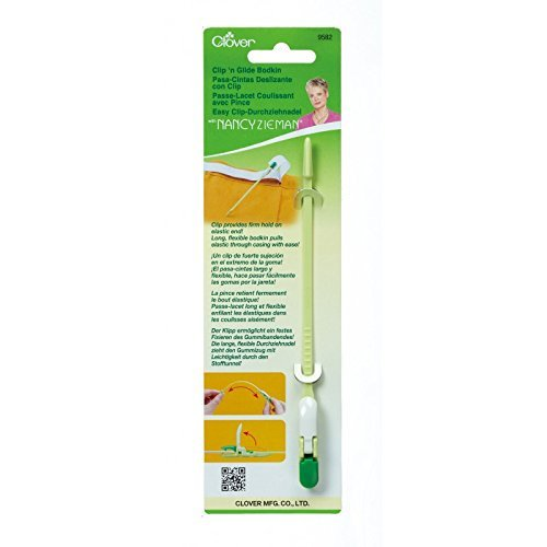 Clover Needlecrafts 205753 Clip 'n Glide Bodkin Set