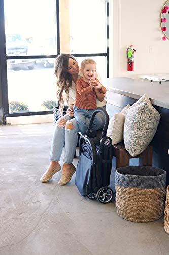 416Hj7pdUcL - Baby Jogger City Tour 2 Travel System, Jet