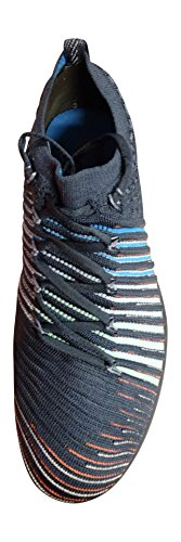 Focus Glow Squadron 402 Womens Free White NIKE Mesh Breathable Green Blue Flyknit Trainers ZEvdwq