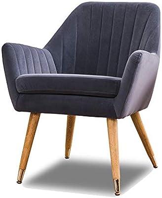 Amazon.com: TongN Single Lazy Sofa Modern Light Luxury ...