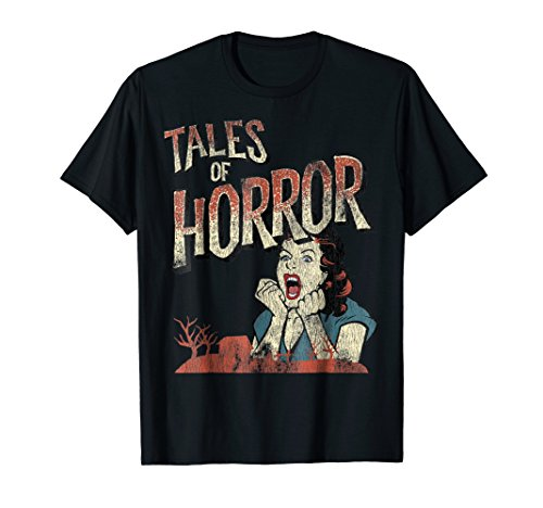 Halloween Posters Pinterest (Vintage Horror Movie Poster Shirt Funny Halloween)