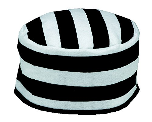 Convict Accessories (Jacobson Hat Company Felt Prisoner Hat)
