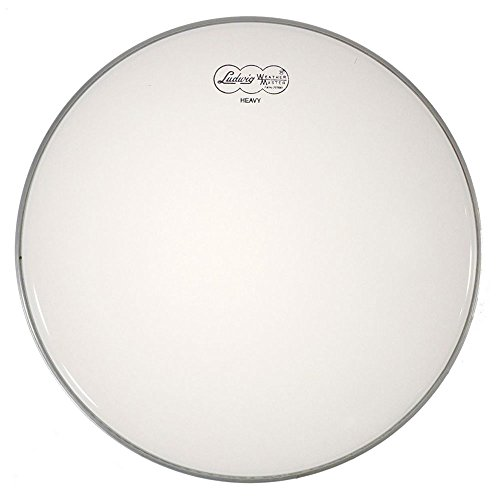 Ludwig Tom Drum - Ludwig LW4314 Weather Master Coated 14-Inch Heavy Weight Batter Drumhead