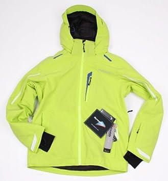 a33f74e97 Head Ultimate Men's High-Performance Ski Jacket - Color: Lime, Size ...