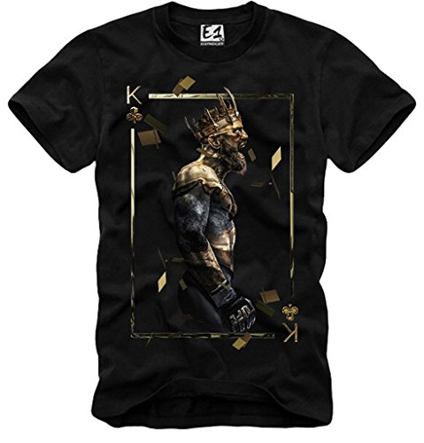 E1Syndicate T Shirt Conor McGregor UFC MMA Champion for sale  Delivered anywhere in Canada