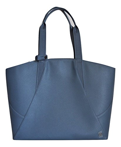 Lululemon Women's All Day Perfect Gym To Office Teal Tote Bag by Lululemon