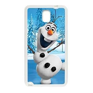 Frozen White Samsung Galaxy Note3 case