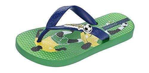 Ipanema Fun Kids Flip Flops Sandals Grün