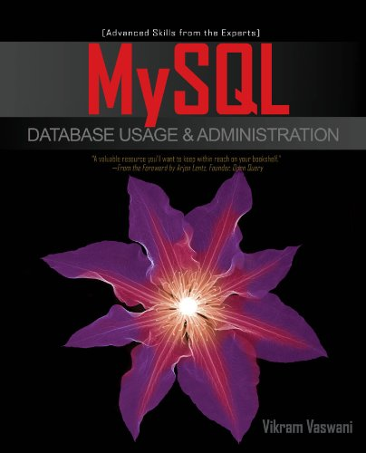 MySQL Database Usage & Administration (English Edition)