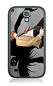 Case Cover Design Death Note Series DN06 for Samsung S3 Border Rubber Silicone Case Black@pattayamart