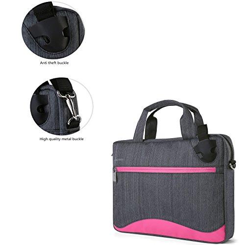 Fashion Laptop Bag Shoulder Bag Crossbody Bag Briefcase Messenger Bag 11.6