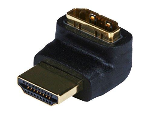 Monoprice HDMI Port Saver (Male to Female) - 270 Degree