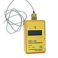 ORIGINAL Greisinger GTH 1150 Digital-Sekunden-Thermometer Temperatur Messgerät -50/+1150°