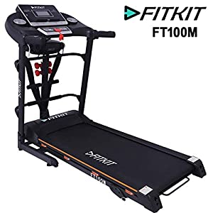 Fitkit Best Treadmill for Home Use India