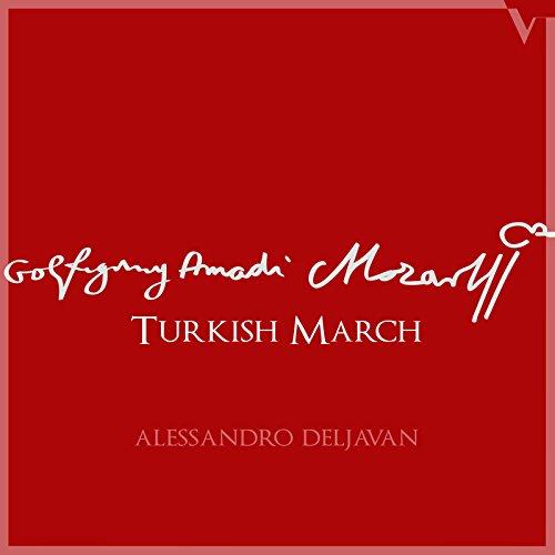 Mozart: Piano Sonata No. 11 in A Major, K. 331: III. Rondo alla turca. Allegretto